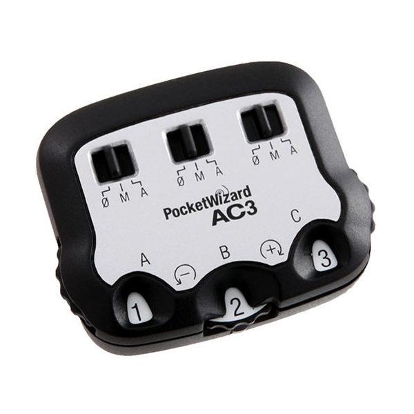 Foto van PocketWizard AC3 Zonecontroller Nikon
