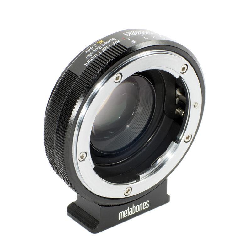Metabones Nikon G Micro 4-3 Speed Booster XL (0.64x)
