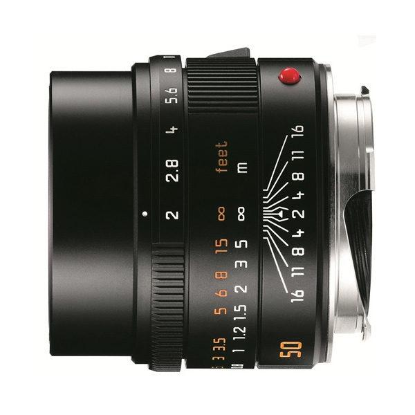 Foto van Leica APO-Summicron-M 50mm f/2.0 ASPH objectief Zwart