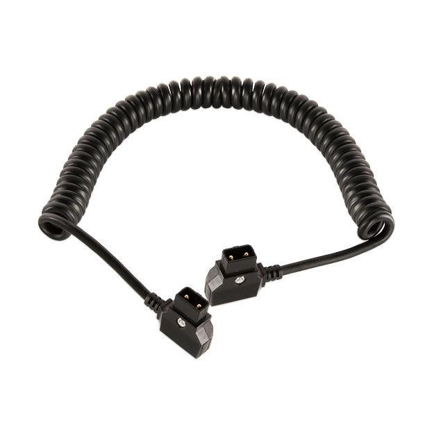 Foto van Shape 50cm Coiled Cable 12VDC D-Tap tot D-Tap