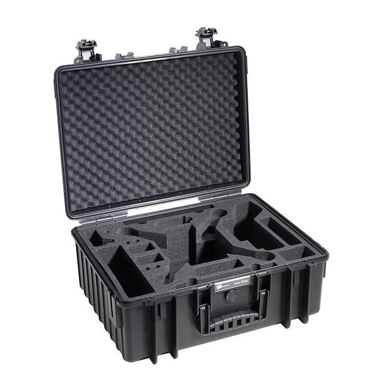 Ontdek alles over de B&W Copter Case Type 6000 Zwart voor DJI Phantom 3