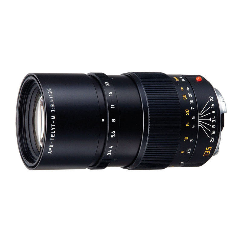 Foto van Leica APO-Telyt-M 135mm f/3.4 objectief