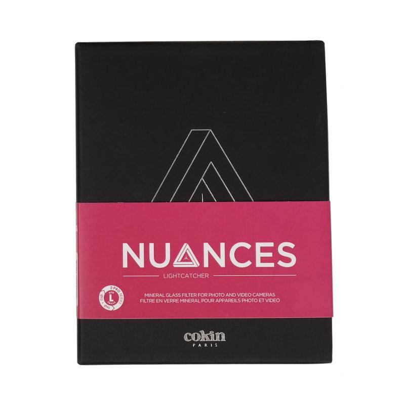Cokin Nuances ND256 8 f-stops Z serie