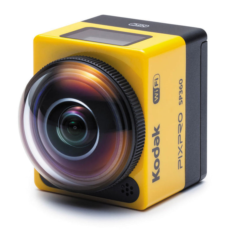 Kodak Pixpro SP360 action cam Extreme Pack