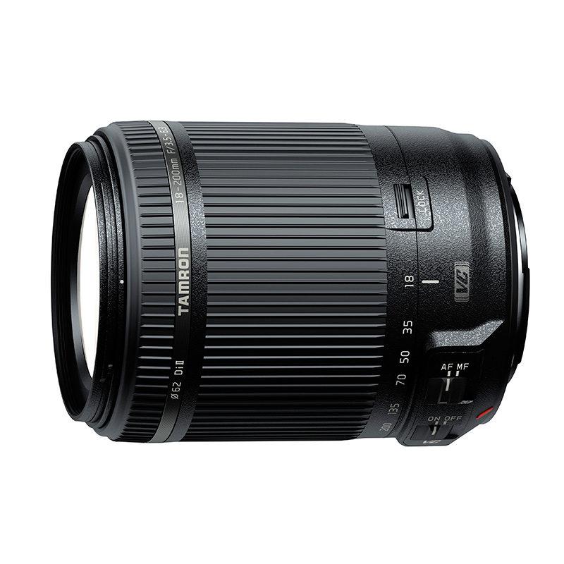 Foto van Tamron 18-200mm f/3.5-6.3 Di II VC Nikon objectief