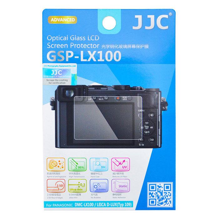 JJC GSP-LX100 Optical Glass Protector voor Panasonic DMC-LX100