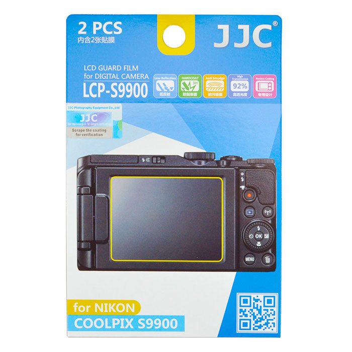 JJC LCP-S9900 Screenprotector