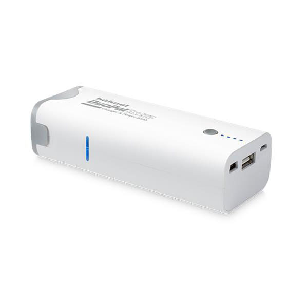 Hähnel DuoPal Extra Charger en Power Bank