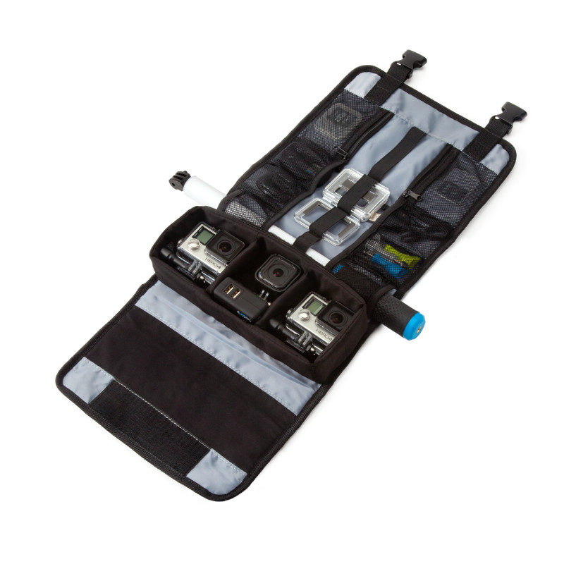 Foto van GoPole Trekcase Weater Resistant Roll Up Case voor GoPro