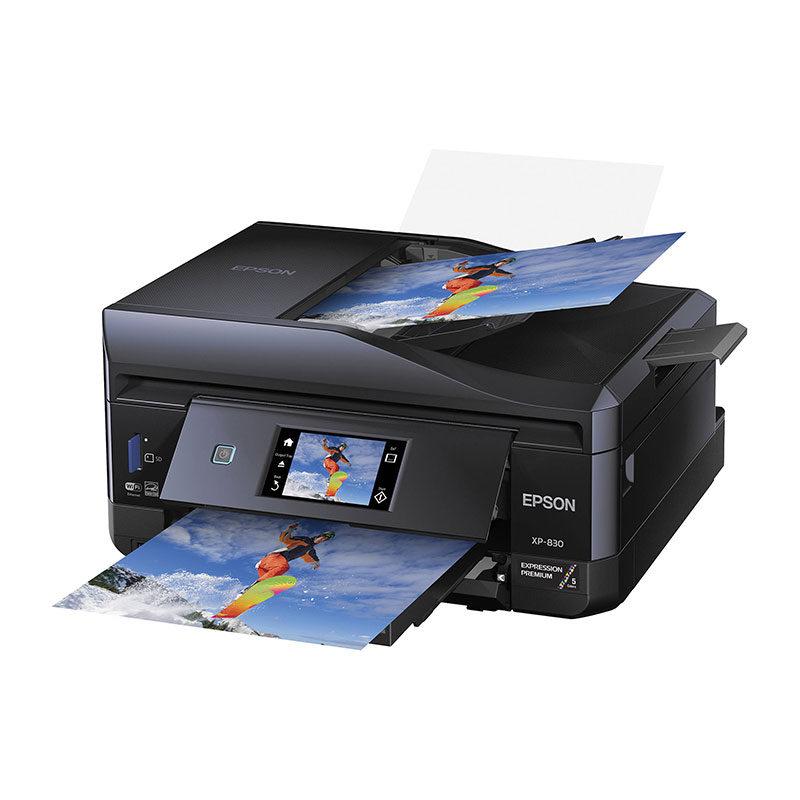 Foto van Epson Expression Premium XP-830 printer