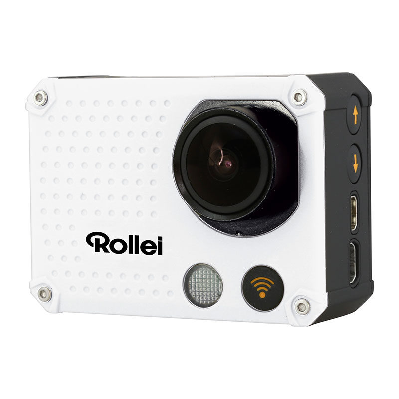 Rollei Action Cam 420 Wit