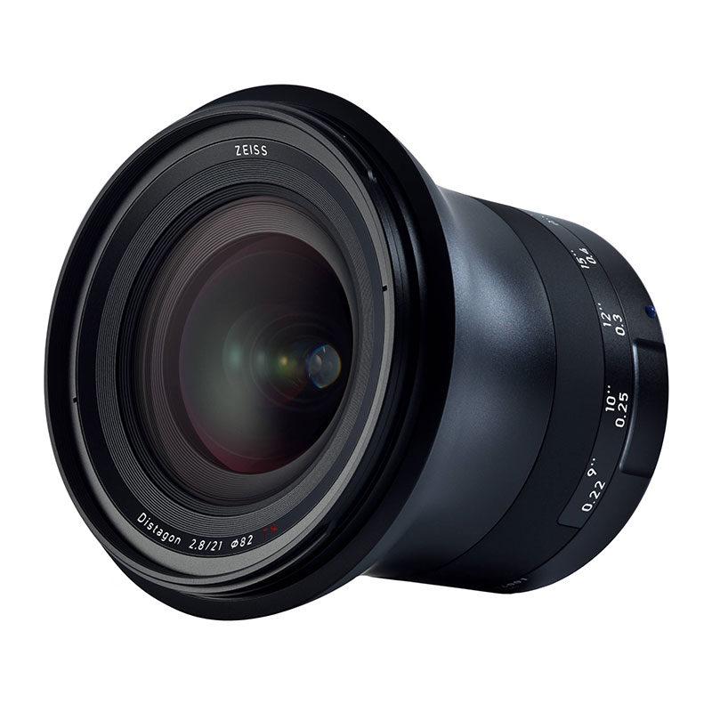 Image of Carl Zeiss 21mm f 2.8 Milvus - ZE - Canon