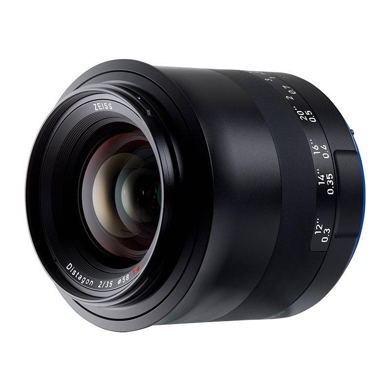 Image of Carl Zeiss 35mm f 2 Milvus - ZE - Canon