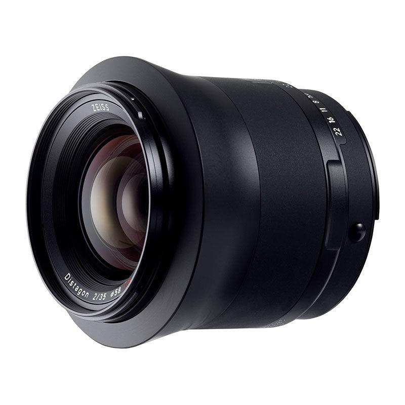 Image of Carl Zeiss 35mm f 2 Milvus - ZF.2 - Nikon