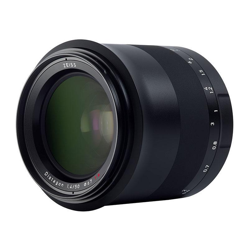 Image of Carl Zeiss 50mm f 1.4 Milvus - ZE - Canon