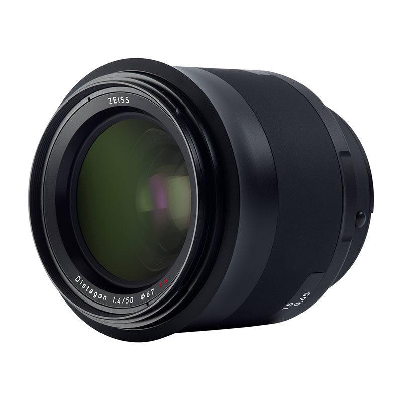 Image of Carl Zeiss 50mm f 1.4 Milvus - ZF.2 - Nikon