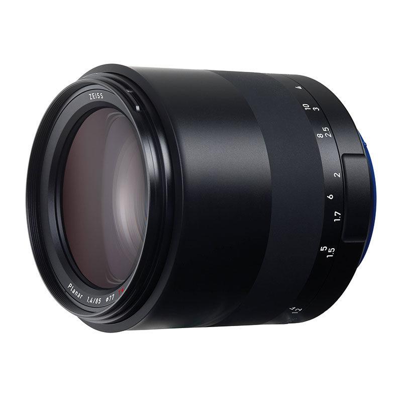 Image of Carl Zeiss 85mm f 1.4 Milvus - ZE - Canon