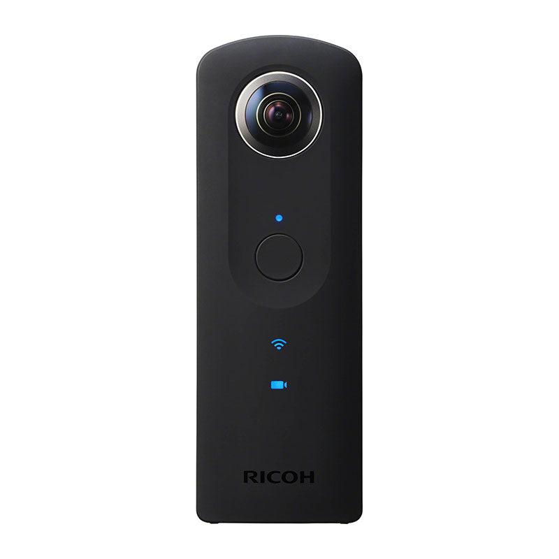 Ricoh Theta S 360-graden camera Zwart