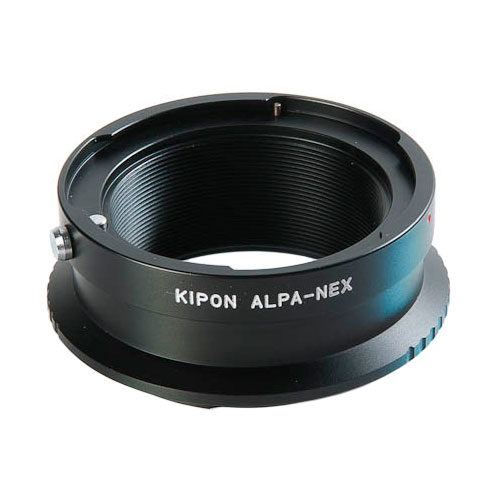 Foto van Kipon Lens Mount Adapter (Alpa naar Sony NEX)