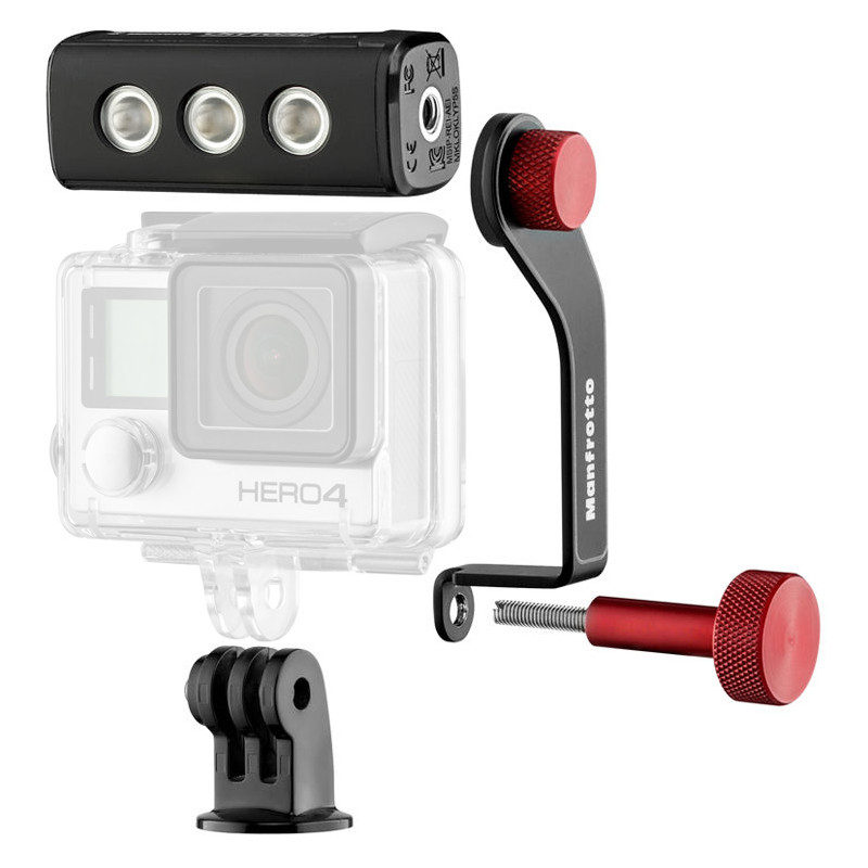 Manfrotto Off Road ThrillLED Kit