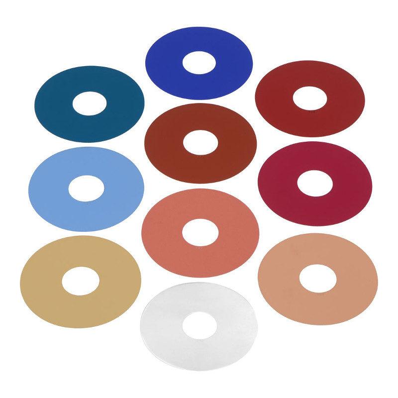 Foto van Rotolight 10-piece Add-On Colour FX Filter Pack voor Neo