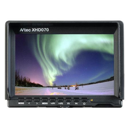 "Image of AVtec XHD070 Ultra Thin 7"" Monitor"