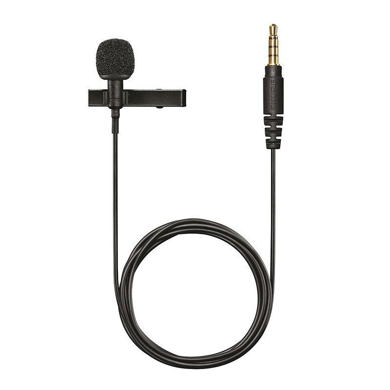 Shure MVL Lavalier microfoon