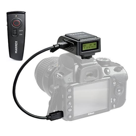 Foto van Marrex GPS-N1 GPS ontvanger voor Nikon