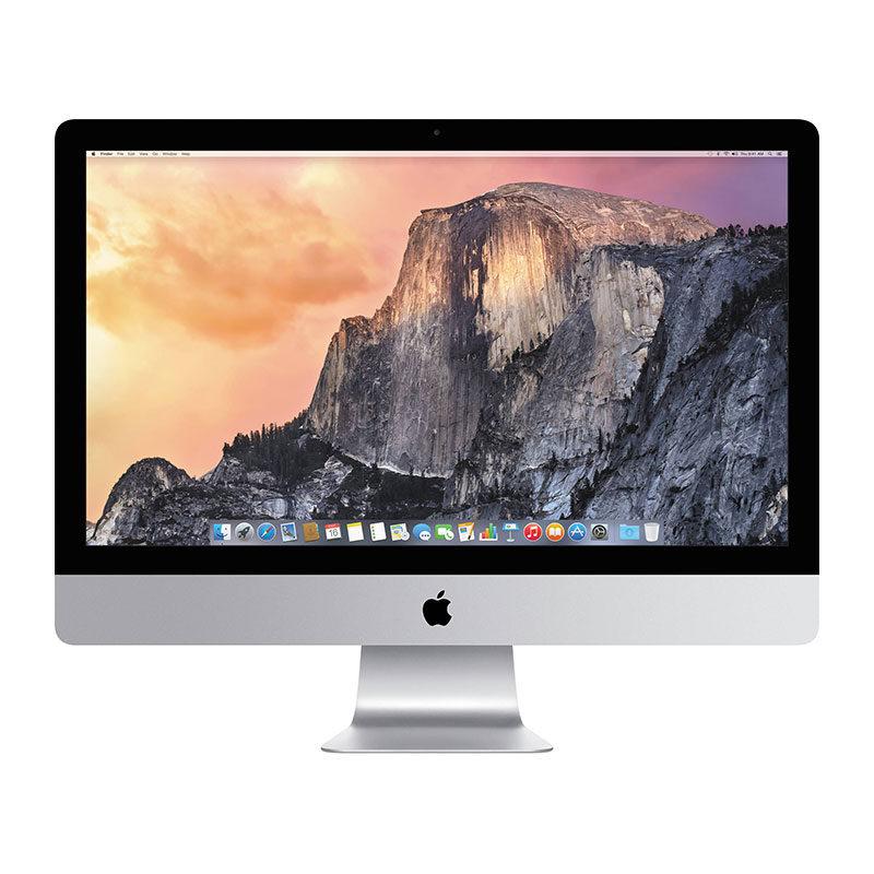 Foto van Apple iMac 27 inch Core i5 3.3GHz Quadcore met 5K Retina Display (MK482N/A)