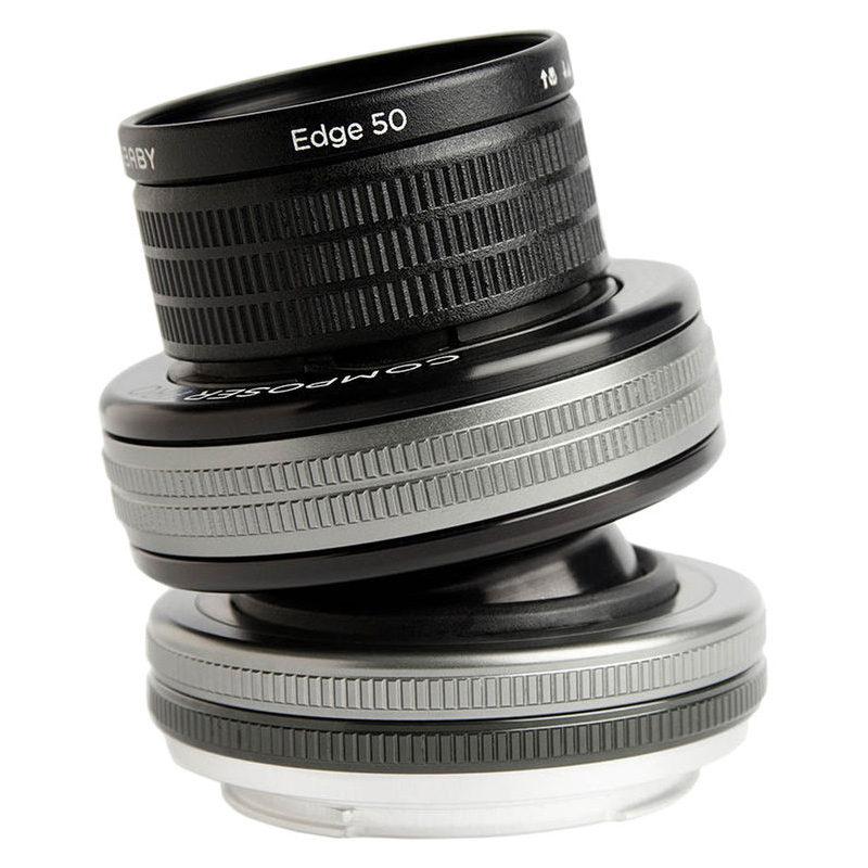 Foto van Lensbaby Composer Pro II met Edge 50 objectief Canon
