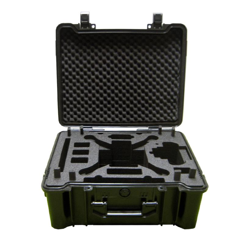 Foto van B&W Copter Case Type 61 Hardfoam voor DJI Phantom 3