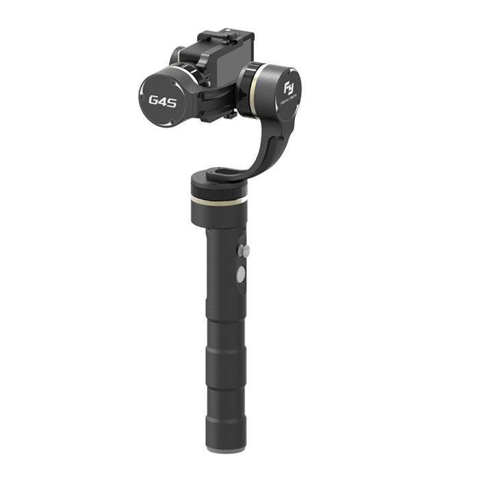 Foto van Feiyu Tech FY-G4 S Handheld Gimbal (3-Axis) voor GoPro