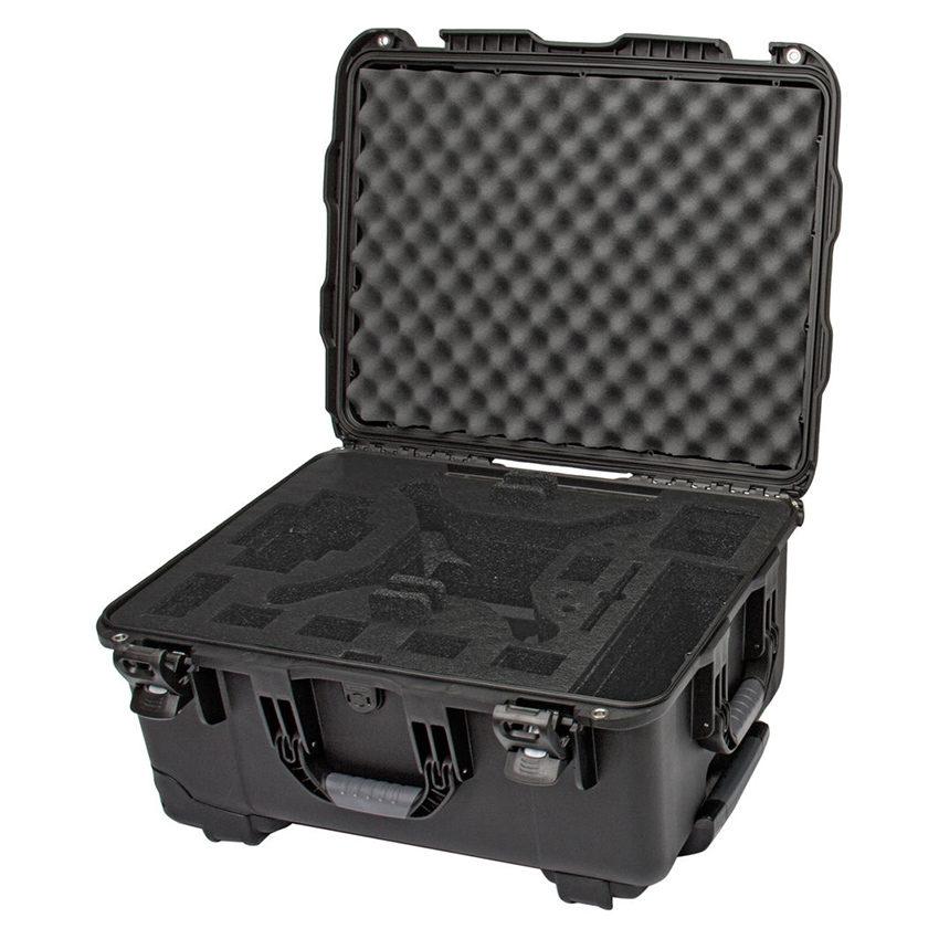 Ontdek alles over de Nanuk Protective Case 950 DJI Phantom 3 koffer Zwart