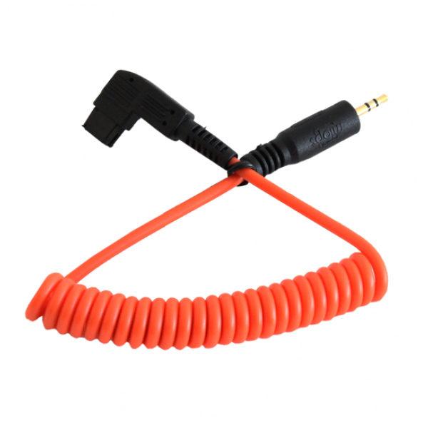Foto van Miops Kabel Sony S1 Oranje