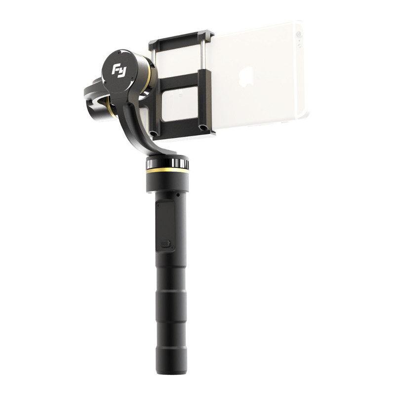 Foto van Feiyu Tech FY-G4 Plus Handheld Gimbal (3-Axis) voor Smartphone