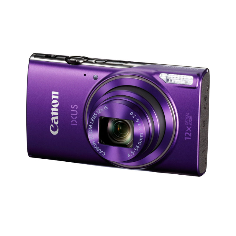 Canon Ixus 285 HS compact camera Paars