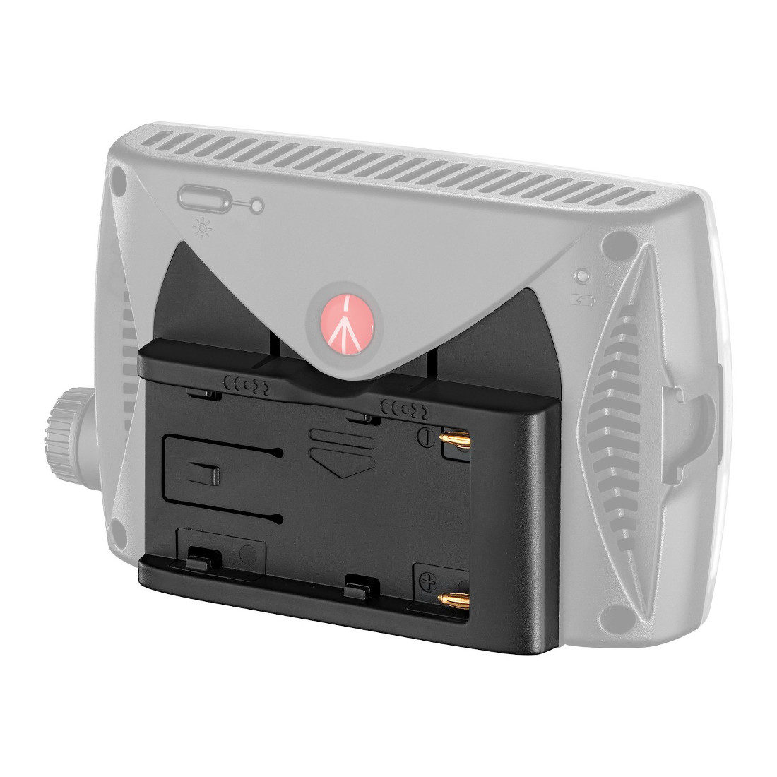 Manfrotto L7.2V Battery adapter voor Spectra 2