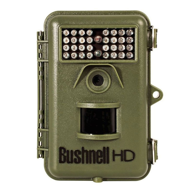 Foto van Bushnell Natureview Cam Essential HD wildcamera Olive