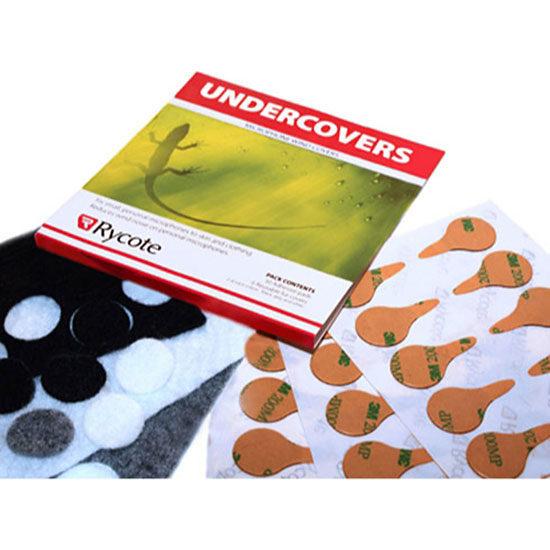 Rycote Lavalier Undercovers (30 stuks)