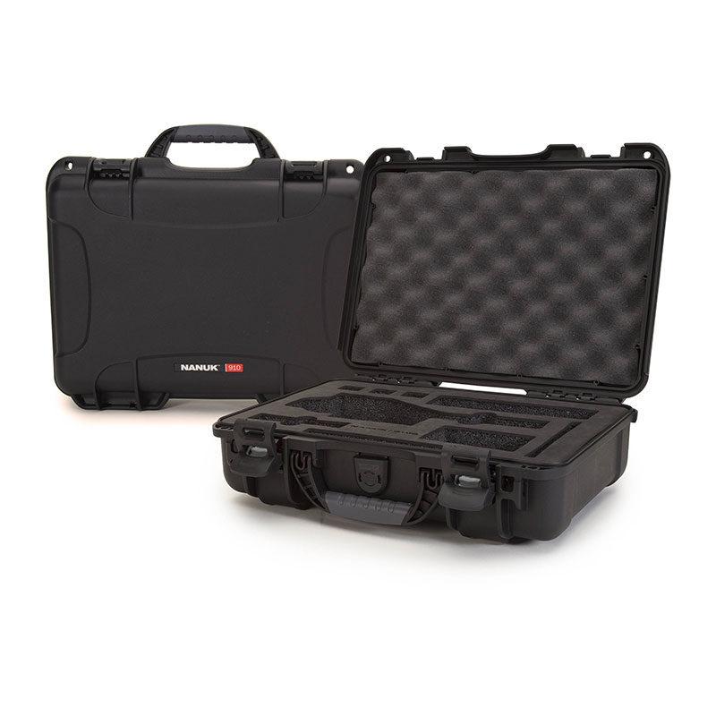 Foto van Nanuk Protective Case 910 DJI Osmo koffer Zwart