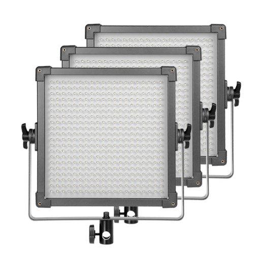 Foto van F&V K4000 Lumic Daylight 3 Light Kit/EU