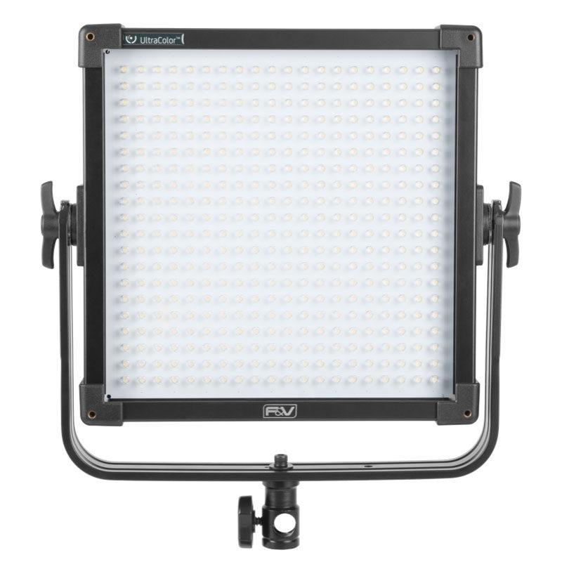 Foto van F&V Z400S UltraColor Bi-Color LED Studio Panel/EU