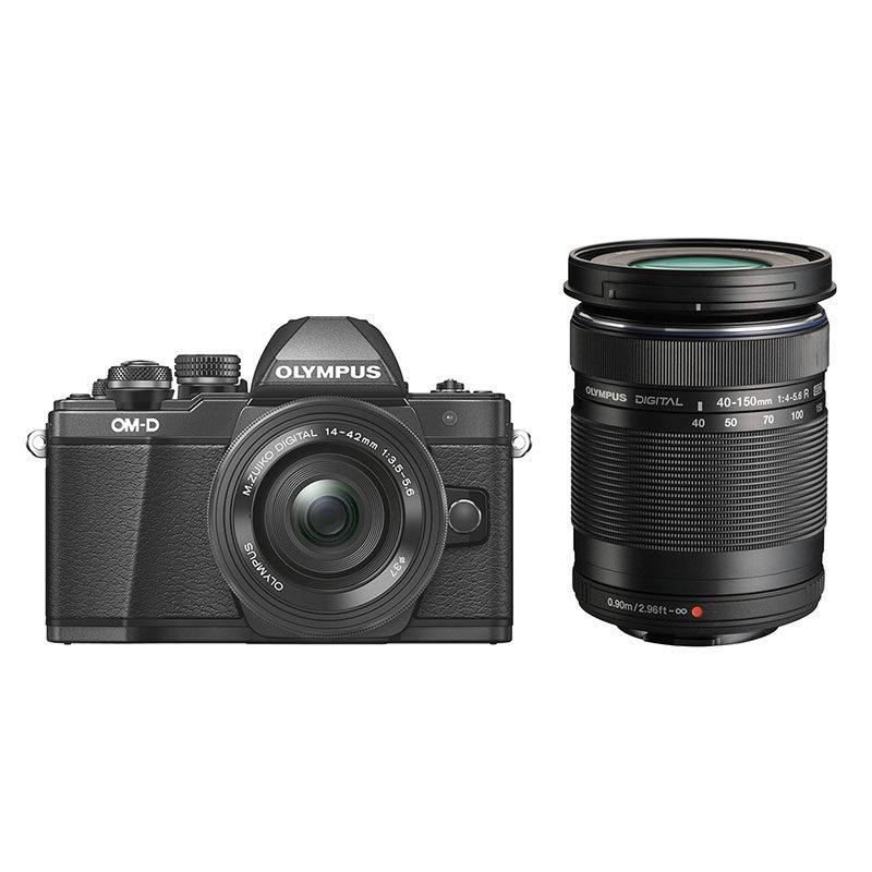 Olympus OM-D E-M10 Mark II systeemcamera Zwart + 14-42mm EZ + 40-150mm <br/>€ 675.00 <br/> <a href='https://www.cameranu.nl/fotografie/?tt=12190_474631_241358_&r=https%3A%2F%2Fwww.cameranu.nl%2Fnl%2Fp866575%2Folympus-om-d-e-m10-mark-ii-systeemcamera-zwart-14-42mm-ez-40-150mm%3Fchannable%3De10841.ODY2NTc1%26utm_campaign%3D%26utm_content%3DOM-D%2Bserie%26utm_source%3DTradetracker%26utm_medium%3Dcpc%26utm_term%3DDigitale%2Bcamera%26apos%3Bs' target='_blank'>naar de winkel</a>