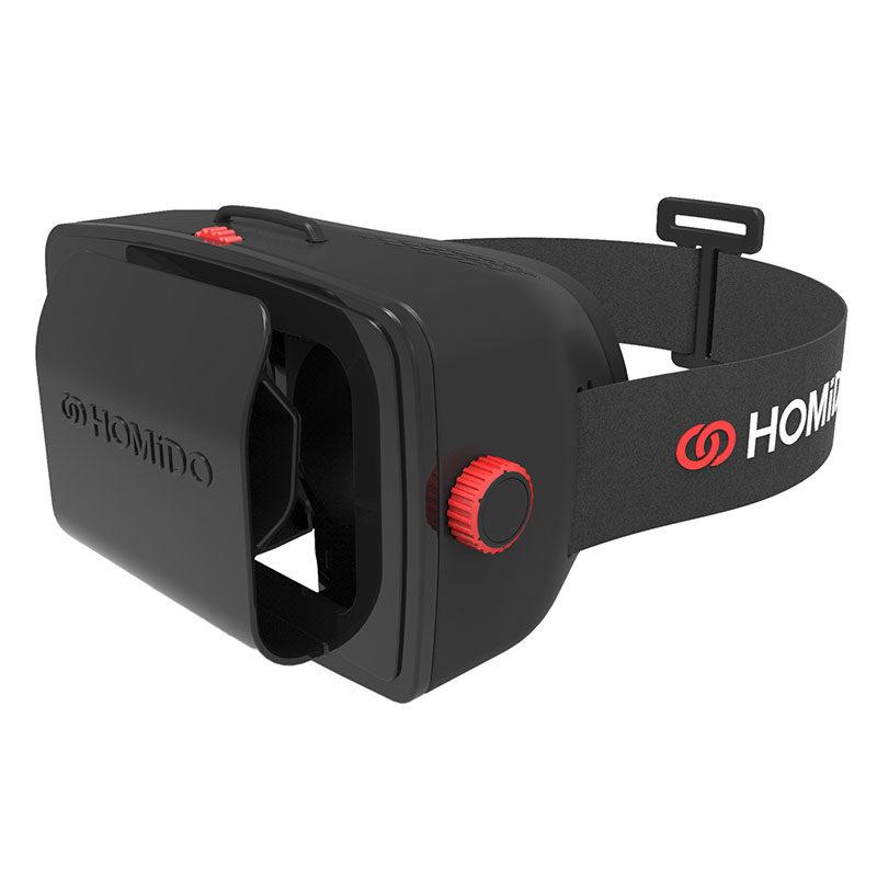 Foto van Homido Virtual Reality Headset