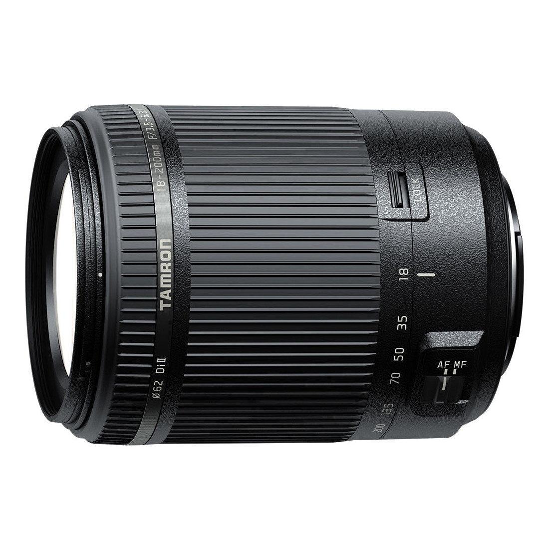 Foto van Tamron 18-200mm f/3.5-6.3 Di II Sony objectief