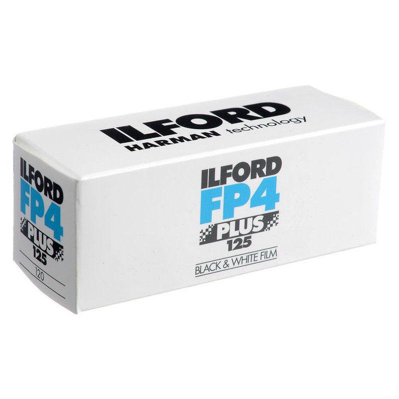 Foto van Ilford FP4 Plus 120 1 rol