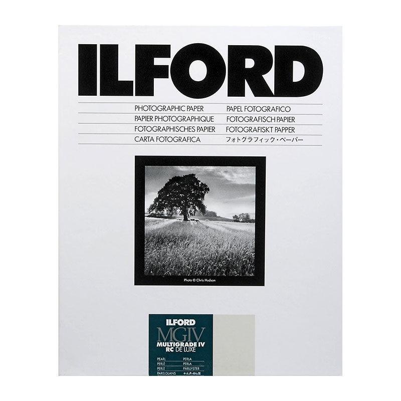 Ilford Multigrade IV RC Deluxe MGD.44M 10.5x14.8cm fotopapier - 100 vel