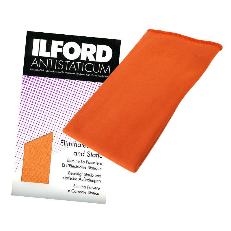 Foto van Ilford antistatische doek oranje