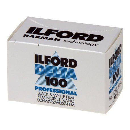 Foto van Ilford Delta 100 Professional 135/36