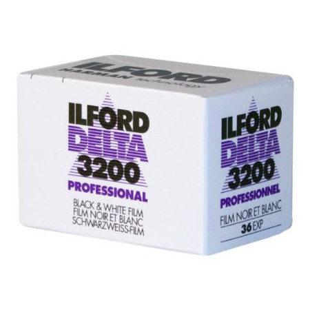 Foto van Ilford Delta 3200 Professional 135/36